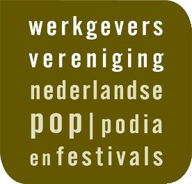 CAO Poppodia en -Festivals Logo